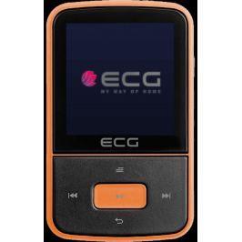ECG MP3 přehrávač  PMP 30 8GB Black&Orange