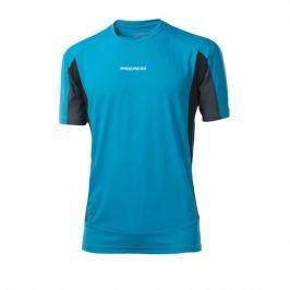 Progress Pánské tričko  Sprinter, L, Modrá