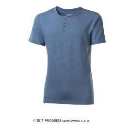 Progress Pánské tričko  HOPI, XL, Černá