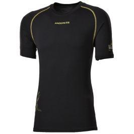 Progress Pánské tričko  E NKR, XXL, Černá