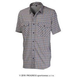 Progress Pánská košile  MUSTANG, XXL, Drobná kostka