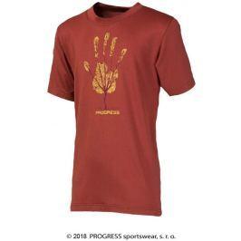 """Progress Dětské triko  NAVAHO """"STROM"""", 152, Tmavě modrá"""