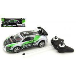 Teddies Auto RC 25cm plast zrychlující 1:18 na baterie 27MHz v krabici