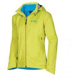 Husky Pánská outdoorová bunda  Yevel, L, Žlutá