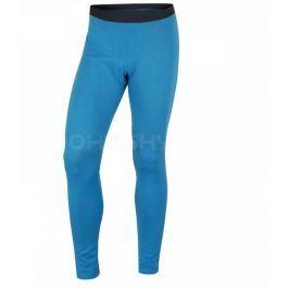 Husky Pánské kalhoty  Merino Termo Man, L, Modrá
