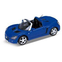 Welly - Opel Speedster  1:24 modrý
