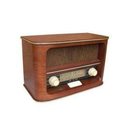 Hyundai Radiopřijímač  RA 601 RETRO, třešeň