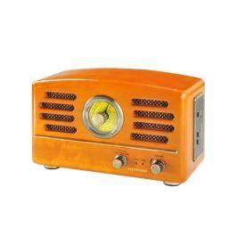 Hyundai Radiopřijímač  RA 302 RETRO, USB/SD, dub