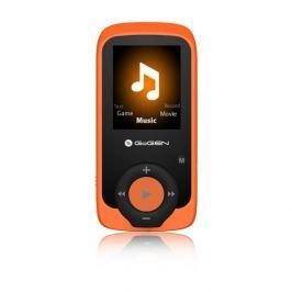 GoGEN MP3/MP4 přehrávač  MAXI MP3, 4GB, oranžový