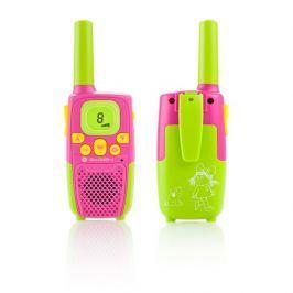 GoGEN Vysílačky  MAXI VYSILACKY P, růžovo-zelená barva