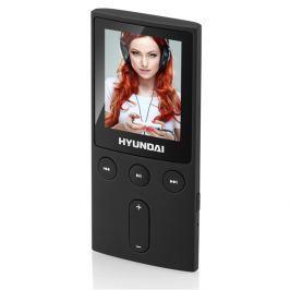 "Hyundai Přehrávač MP3/MP4  MPC 501 FM, 8GB, 1,8"" displej, FM tuner, SD slot"