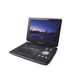 Hyundai DVD přehrávač  PDP 10810 H DVBT, přenosný, HD DVBT, USB, RECORD READY