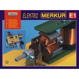 Merkur Toys Stavebnice MERKUR E1 elektřina, magnetizmus v krabici