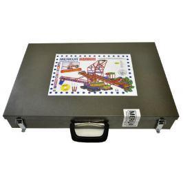 Merkur Toys Stavebnice MERKUR Maxi Důlní rypadlo 2627ks v kufru 54x37x10cm