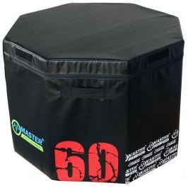 MASTER Tréninkový plyo box  - 60 cm