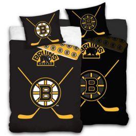Official Merchandise Svítící povlečení NHL Boston Bruins