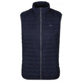 Loap Pánská sportovní vesta  IDRIS, L, Modrá
