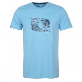 Loap Pánské triko  BARAN, M, Modrá