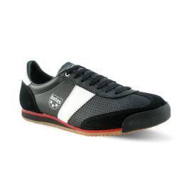 Botas CLASSIC Premium černo-bílá, 47