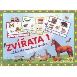 Voltik toys Elektronická kombinační hra pro děti - Zvířata 1