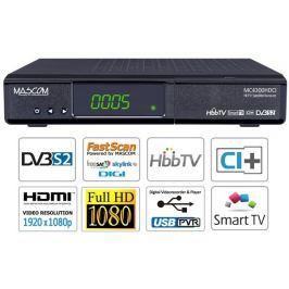 Mascom Satelitní přijímač  MC4300HDCI-SMART