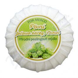 FOR MERCO Přírod. peeling.mýdlo PIVNÍ&JEČM.KLÍČKY&CHMEL 100g