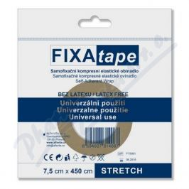 ALFA VITA FIXAtape STRETCH 7.5cmx450cm samofixační obinadlo
