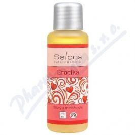 Saloos Tělový a masážní olej Erotika 50ml