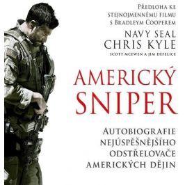 MP3 Americký Sniper (Kyle / Defelice / McEwan)