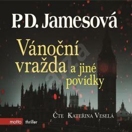 MP3 Vánoční vražda a jiné povídky (Jamesová, P.D.)