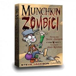 Blackfire production Munchkin/Zombíci - Karetní hra