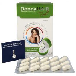 Simply You Donna Hair Forte 90 tob. + přívěšek Swarovski ZDARMA (model 2015)