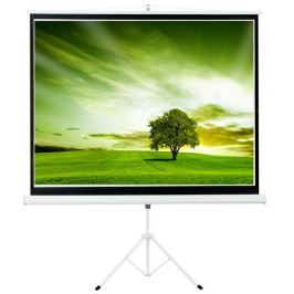 AVELI Projekční plátno  stativ, 200x150cm (4:3)