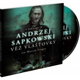 CD Zaklínač /Věž vlašťovky/ (Andrzej Sapkowski)