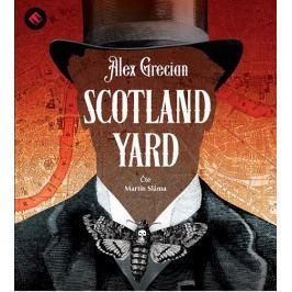 MP3 Scotland Yard (Alex Grecian)