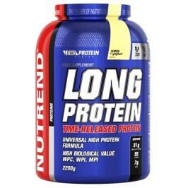 Nutrend Long Protein 2200 g, vanilka