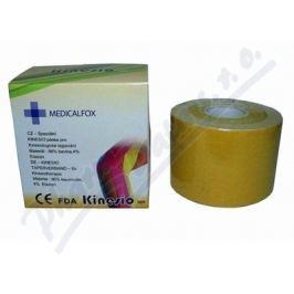 Medicalfox Kinesio tejp 5cm x 5m žlutý