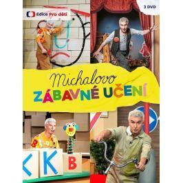 Edice České televize Michalovo zábavné učení - 3DVD