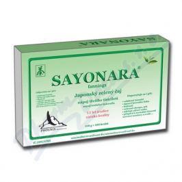 PHOENIX MONOPOL Sayonara fannings zelený čaj sypaný 100g