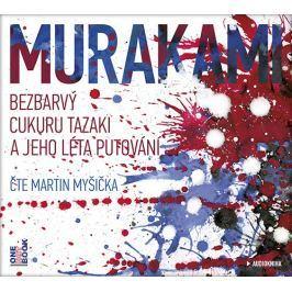 MP3 Haruki Murakami - Bezbarvy Cukuru Tazaki A Jeho Putovani, mp3