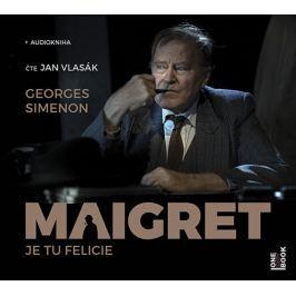 MP3 Maigret - Je tu Felicie (Georges Simenon)
