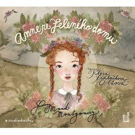 MP3 Lucy Maud Montgomery : Anne ze Zeleného domu