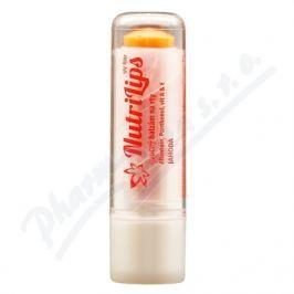 NUTRICIUS NutriLips balzám na rty s panthenolem jahoda 4.8g