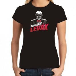 Doctor P.P. dámské tričko L