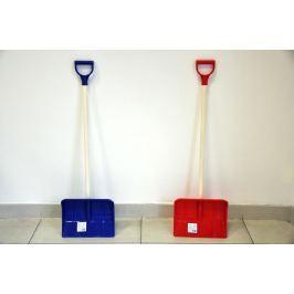Lopata Hrablo s T-ručkou 87cm plast/dřevo asst 2 barvy