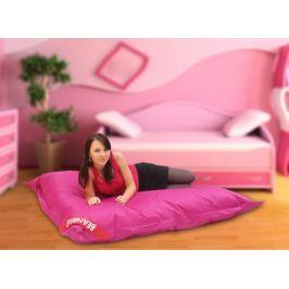 BeanBag Sedací pytel  179x140 perfekt pink