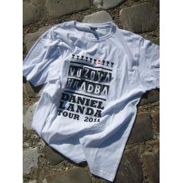 Daniel Landa - Vozová hradba, pánské tričko XL