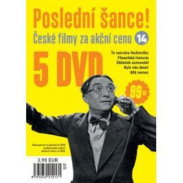 Filmexport Poslední šance 14 - 5 DVD