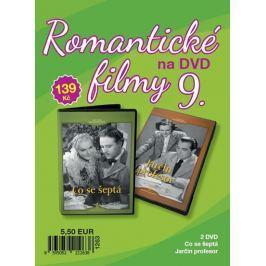 Filmexport Romantické filmy 9 - 2 DVD