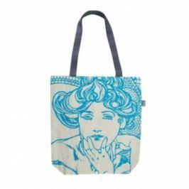 Alfos Mucha - Topaz, plátěná taška Plátěná taška
